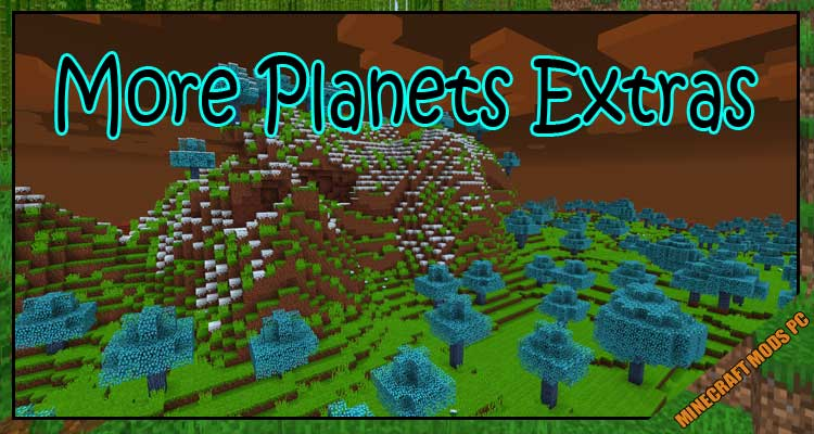 More Planets Extras