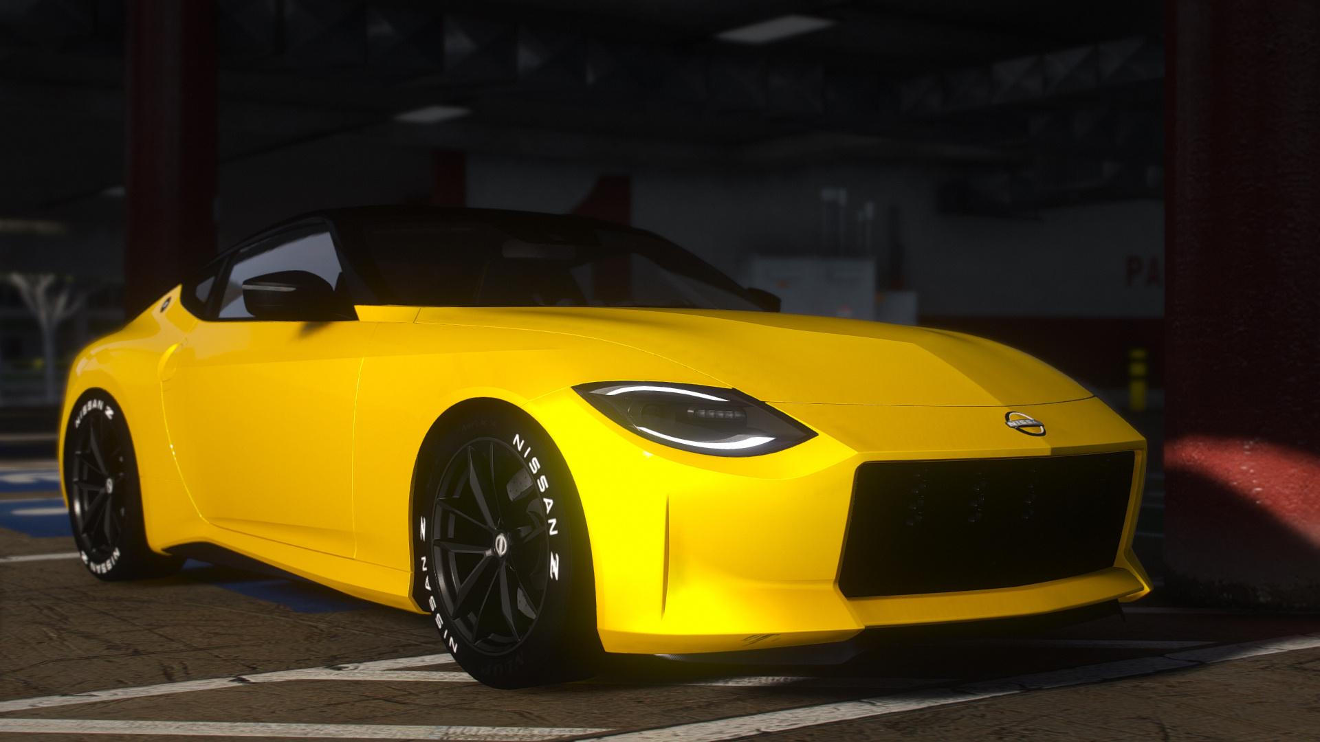 Nissan Proto Z [Add-On / FiveM] 1.0
