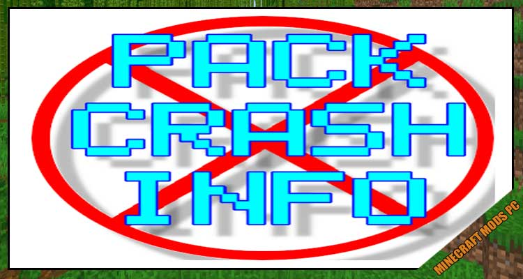 Pack Crash Info