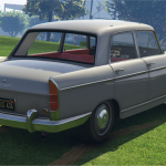 Peugeot 404 + Taxi [Add-On / Replace | Tuning | Template | LODS] 1.0