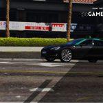 Portuguese TAXI Tesla Model S [ AddOn ] 1.0