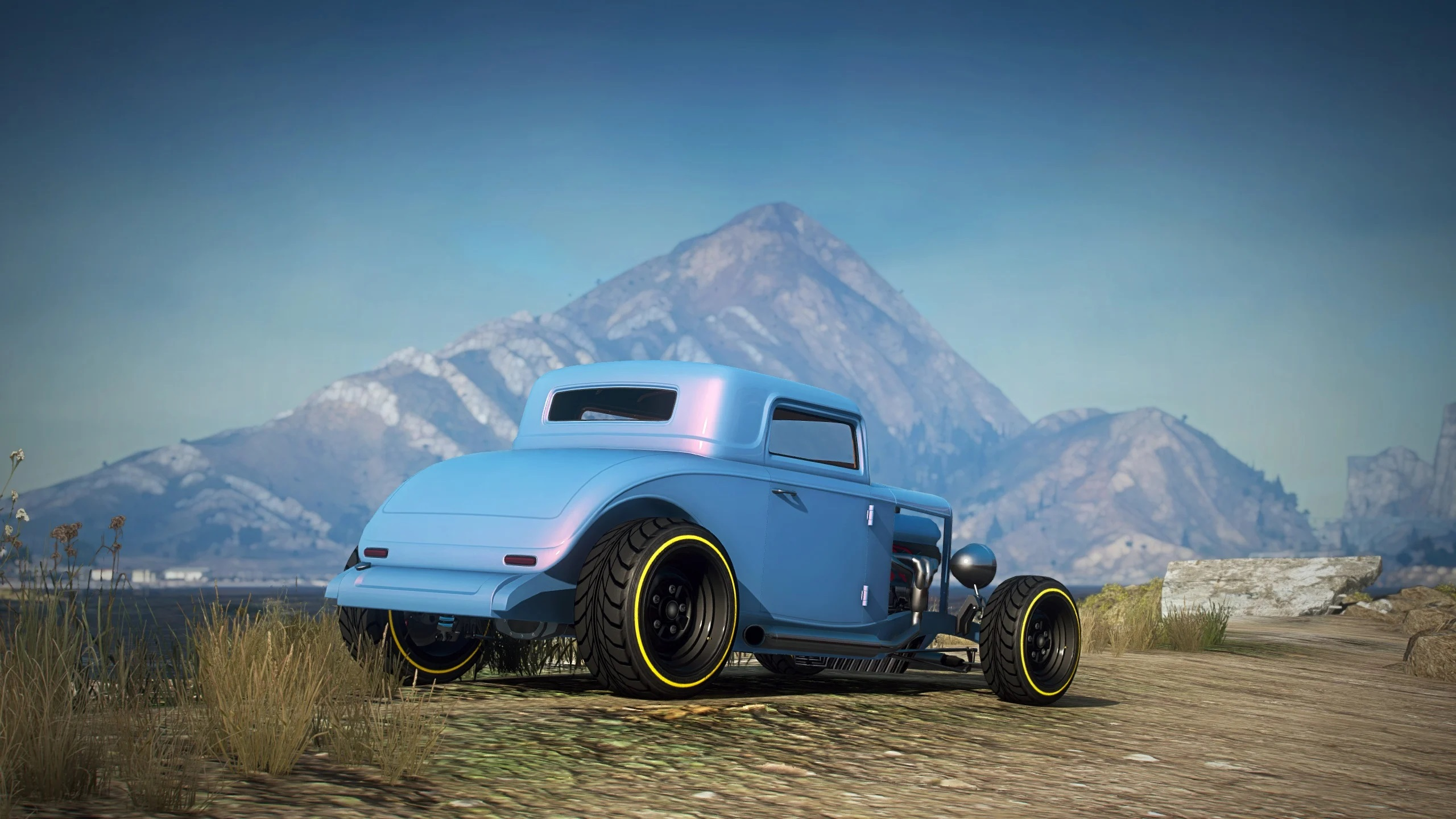 Simple Muscle-style Tires Pack