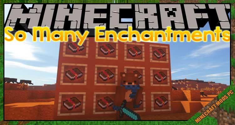 So Many Enchantments
