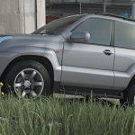 Toyota Land Cruiser Prado (120) 2009 [Add on] 1.0