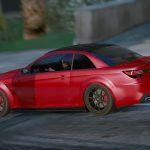 Ubermacht Sentinel pack (sedan & coupe) [Add-On] 1.0