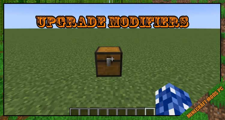 Upgrade Modifiers
