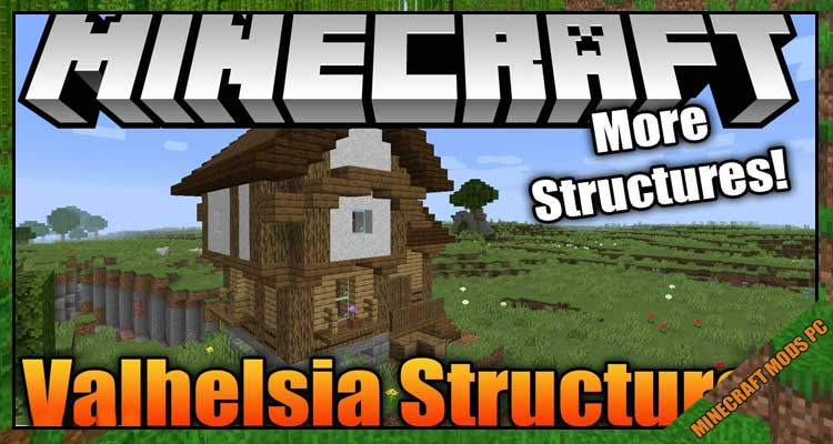 Valhelsia Structures