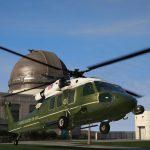 "VH-60N Whitehawk ""Marine One"" [Add-On   Wipers]"