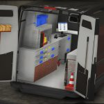 Volkswagen Crafter Unmarked Police [ELS / REPLACE ] 1.0 BETA