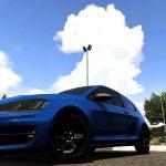 Volkswagen Golf MK7 R 2015 [Add-On   LODs] 0.1