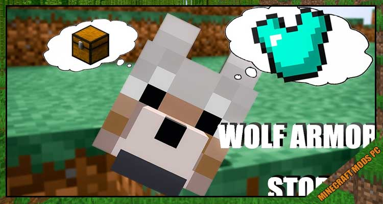 Wolf Armor and Storage