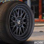Work Wheel Pack#2