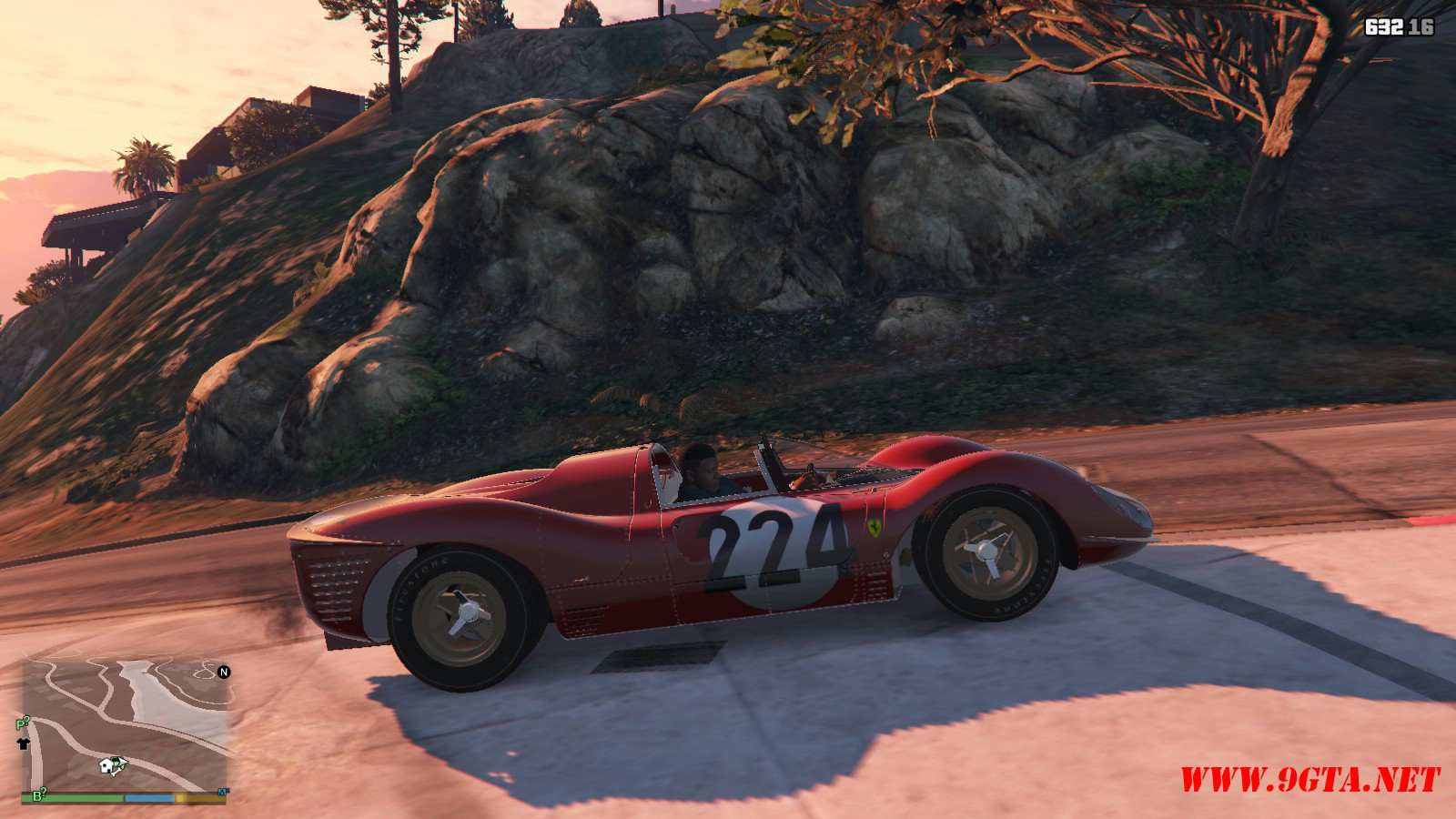 1967 Ferrari 330 P4 GTA5 Mods (11)