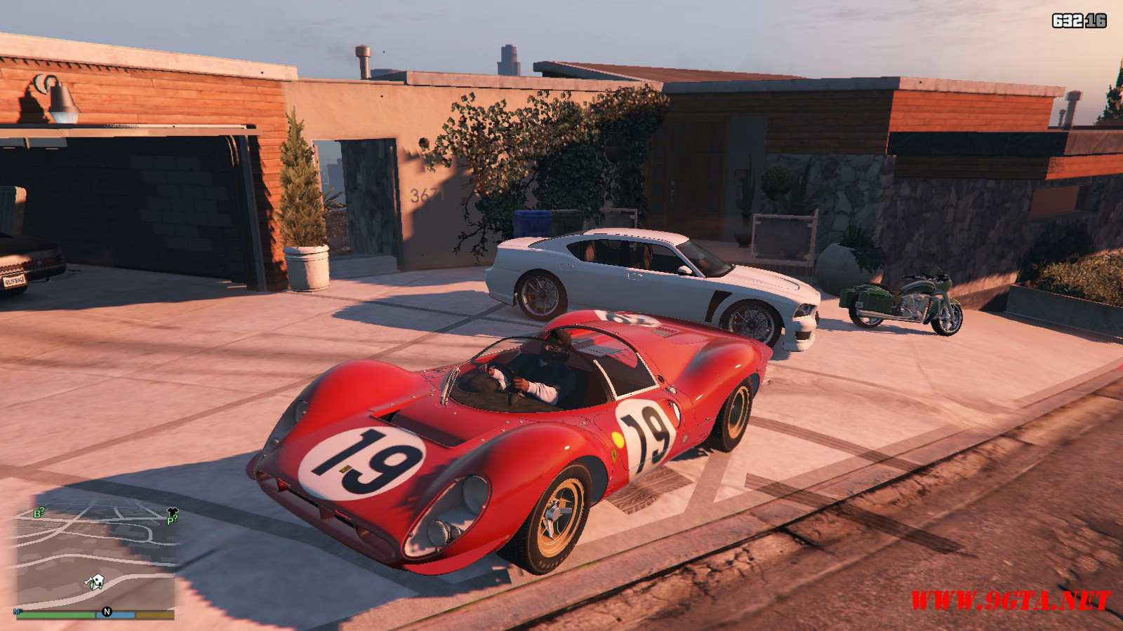 1967 Ferrari 330 P4 GTA5 Mods (4)