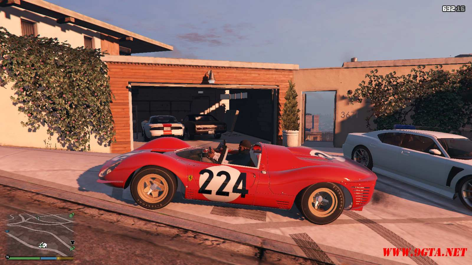 1967 Ferrari 330 P4 GTA5 Mods (9)