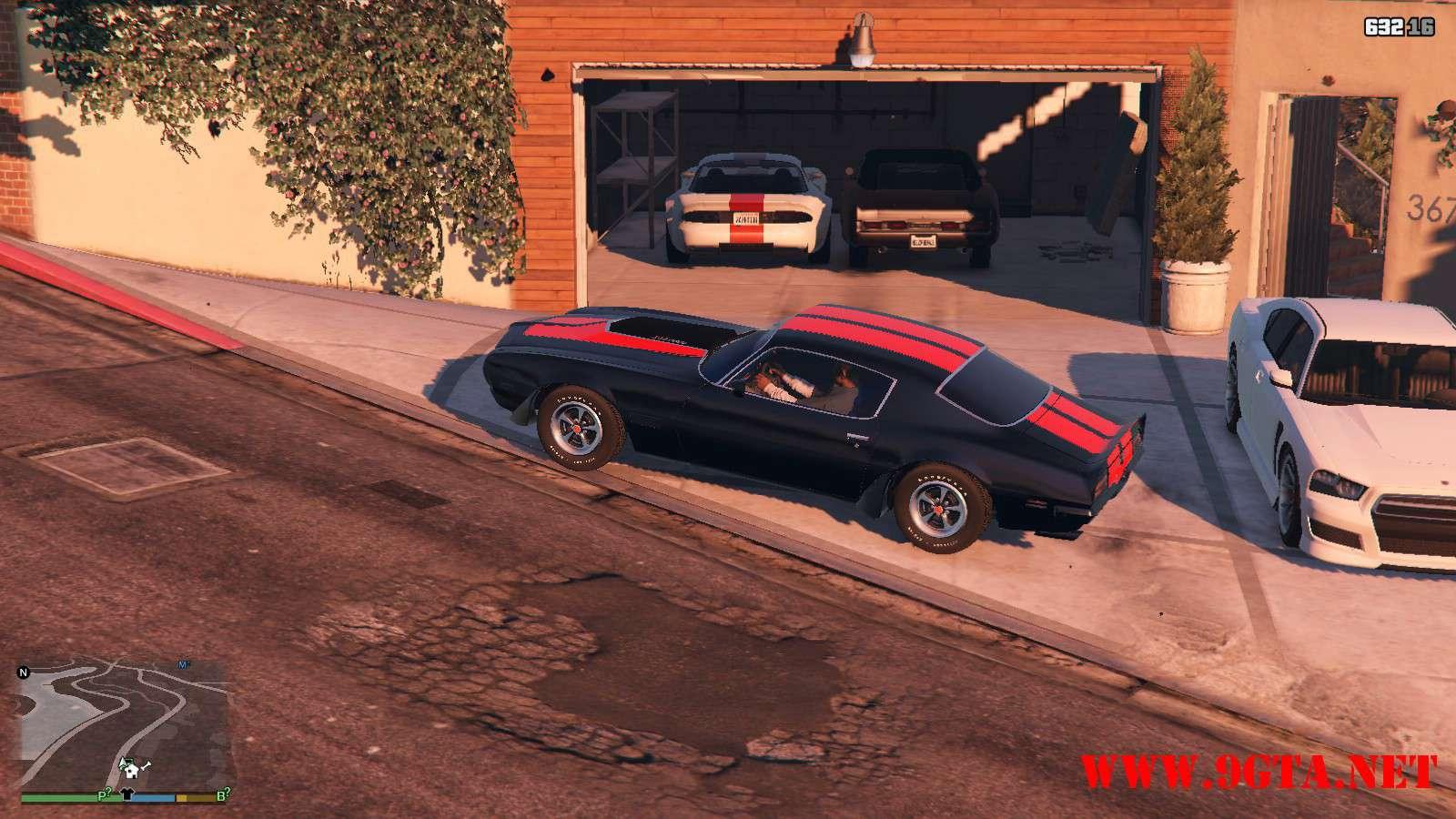 1970 Pontiac Firebird v1.0 GTA5 Mods (13)