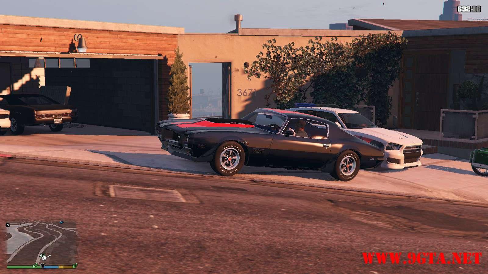 1970 Pontiac Firebird v1.0 GTA5 Mods (15)