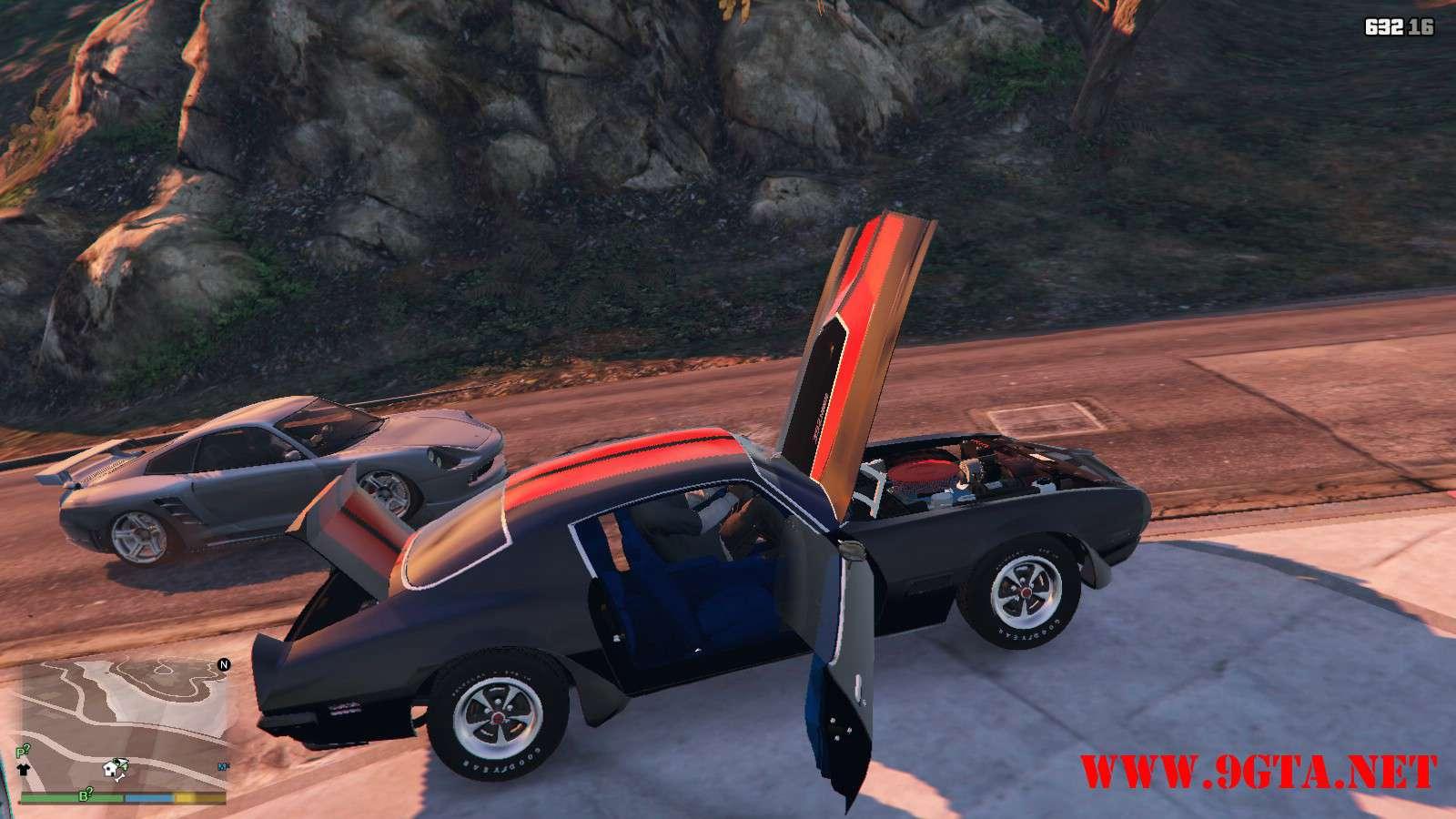 1970 Pontiac Firebird v1.0 GTA5 Mods (22)