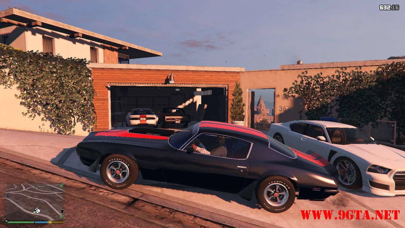1970 Pontiac Firebird v1.0 GTA5 Mods (6)