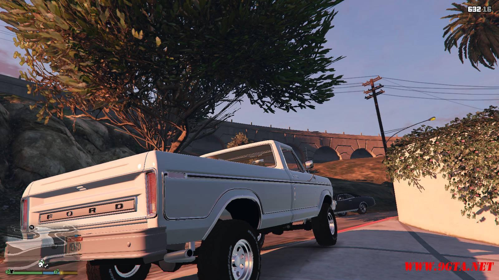 1978 Ford F150 XLT GTA5 Mods (5)
