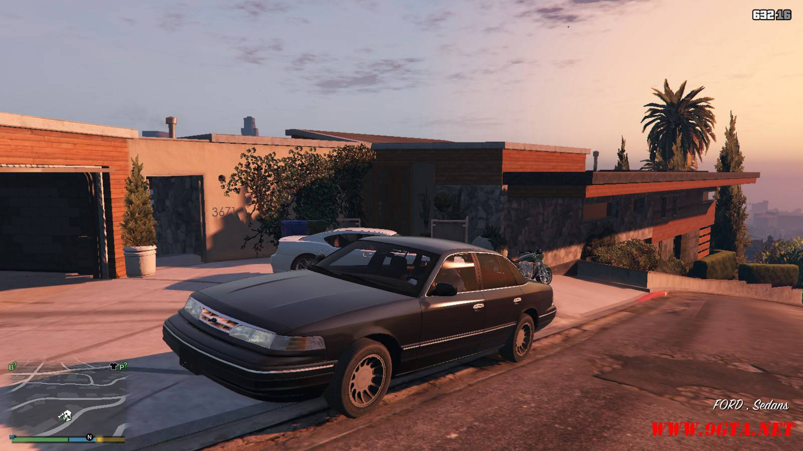 1996 Ford Crown Victoria GTA5 Mods (1)