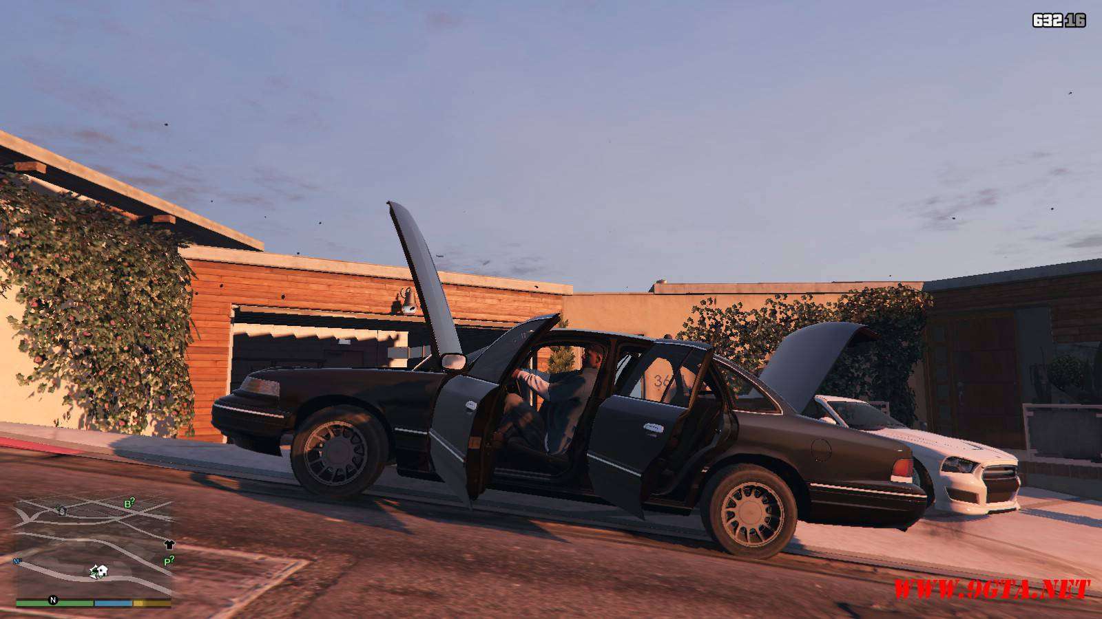 1996 Ford Crown Victoria GTA5 Mods (11)