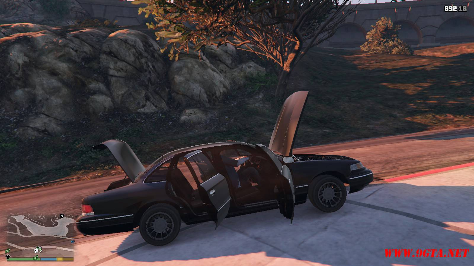 1996 Ford Crown Victoria GTA5 Mods (13)