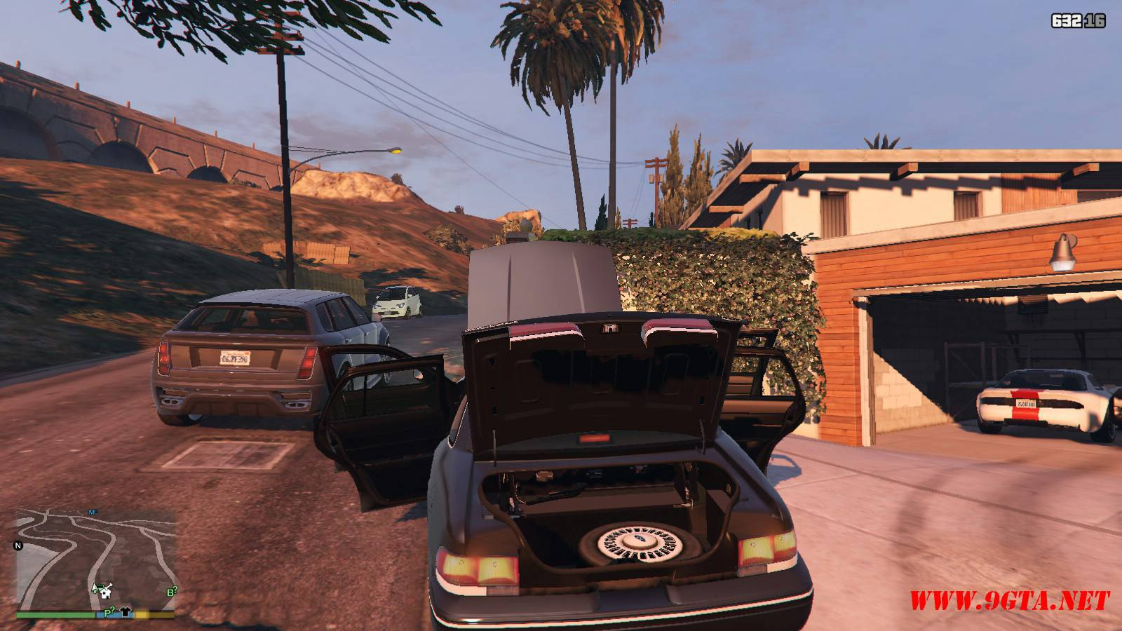 1996 Ford Crown Victoria GTA5 Mods (14)