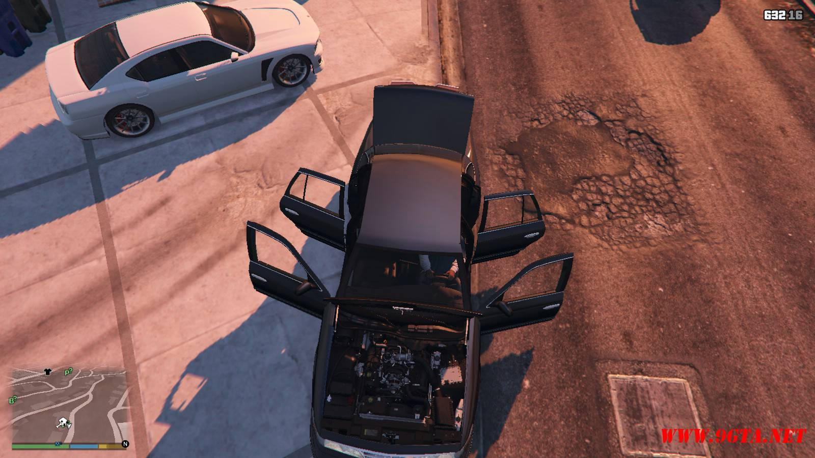 1996 Ford Crown Victoria GTA5 Mods (15)
