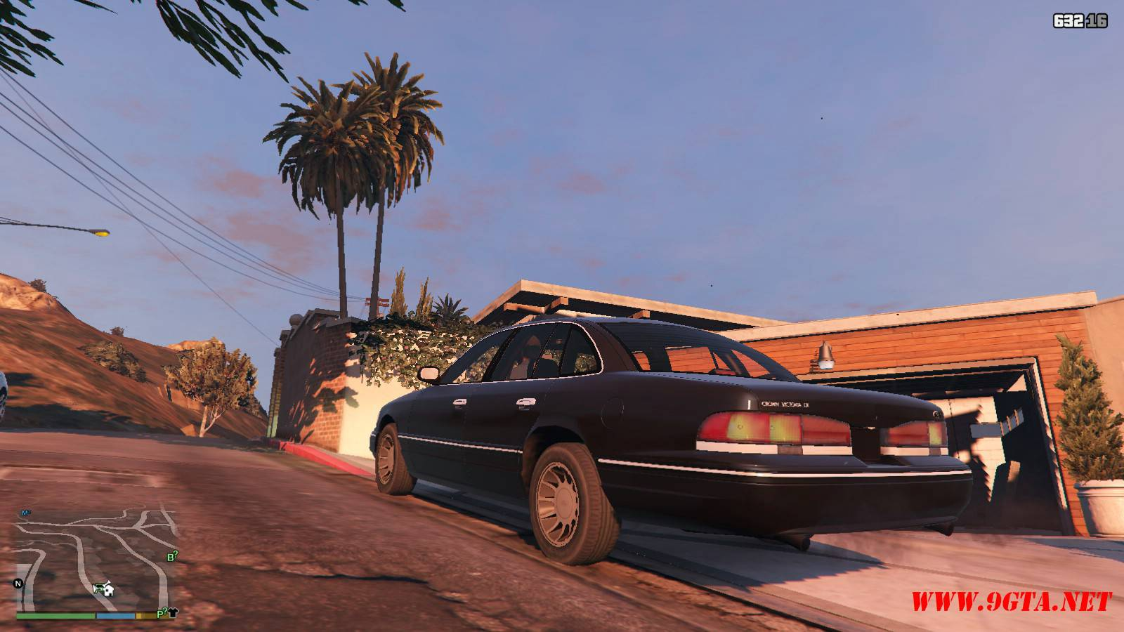 1996 Ford Crown Victoria GTA5 Mods (3)
