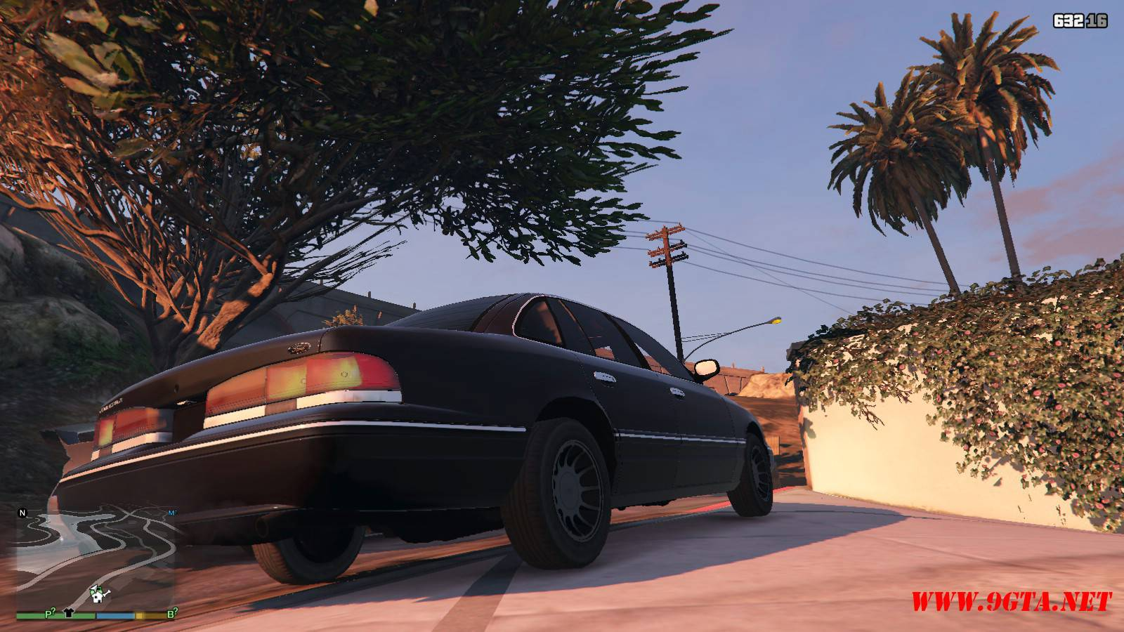 1996 Ford Crown Victoria GTA5 Mods (4)