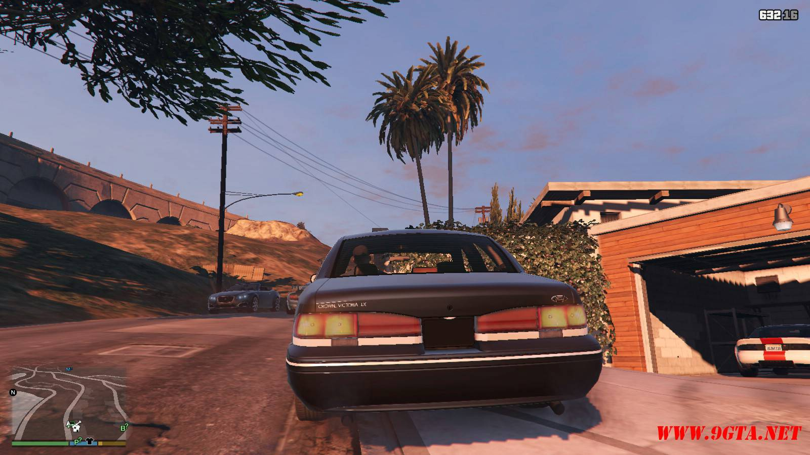 1996 Ford Crown Victoria GTA5 Mods (5)