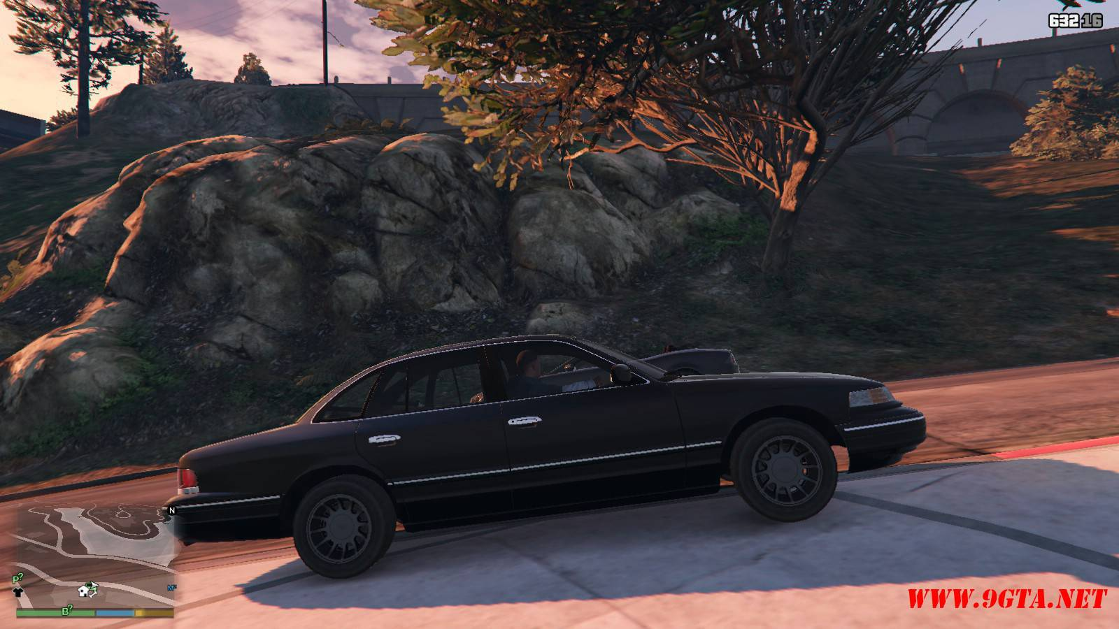 1996 Ford Crown Victoria GTA5 Mods (6)