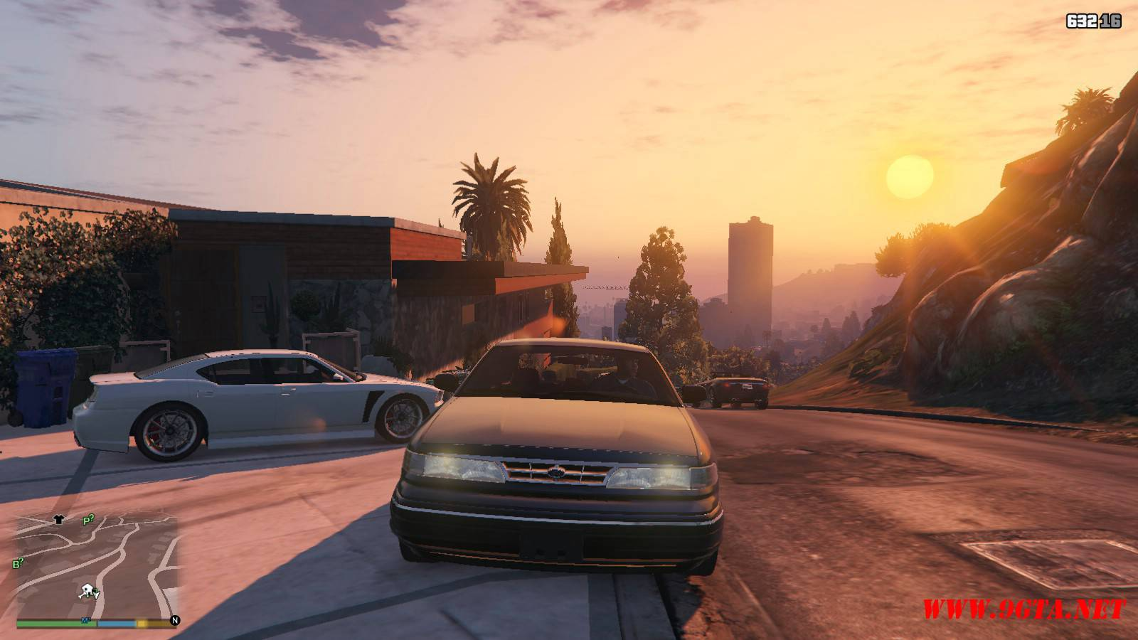 1996 Ford Crown Victoria GTA5 Mods (7)