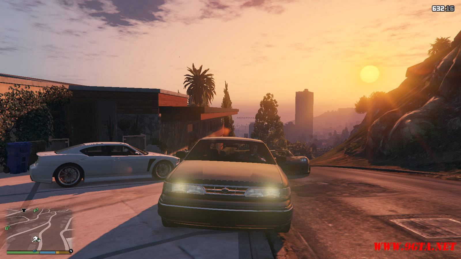 1996 Ford Crown Victoria GTA5 Mods (8)