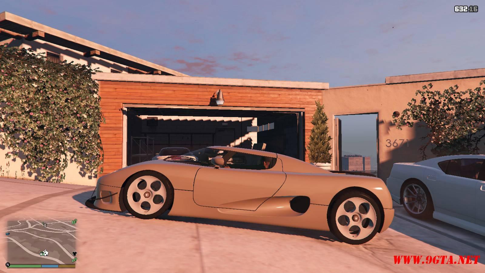2002 Koenigsegg CC8S GTA5 Mods (2)