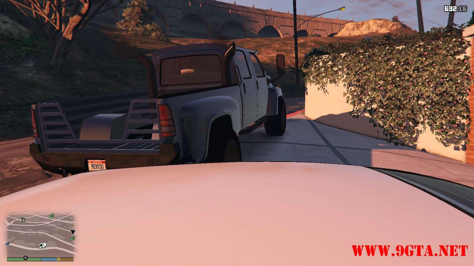 2009 GMC Topkick Truck GTA5 Mods (17)