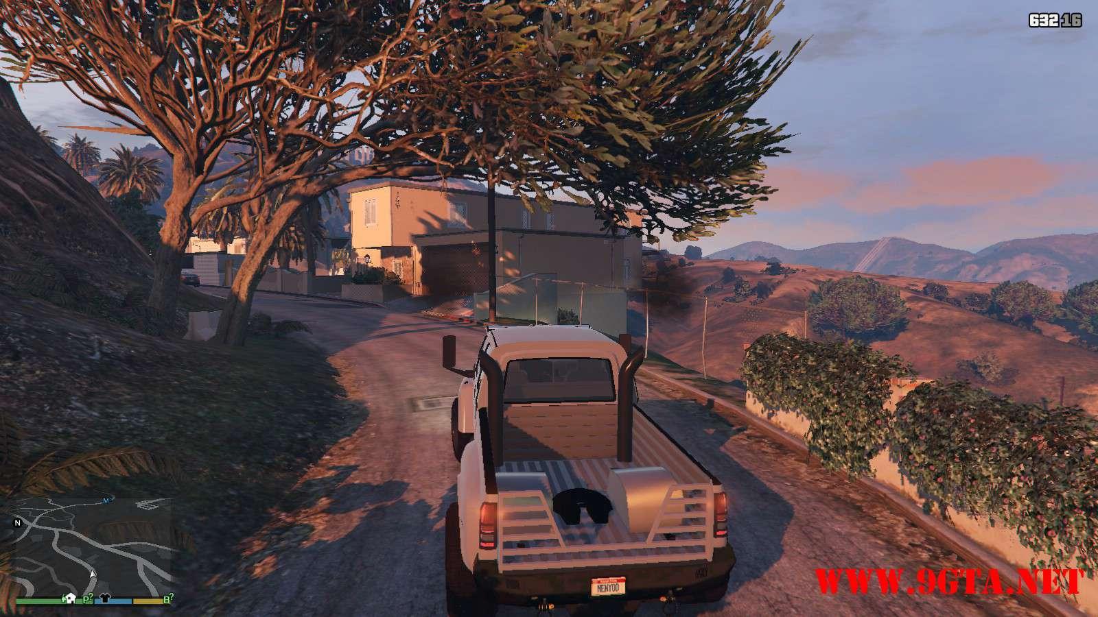 2009 GMC Topkick Truck GTA5 Mods (20)