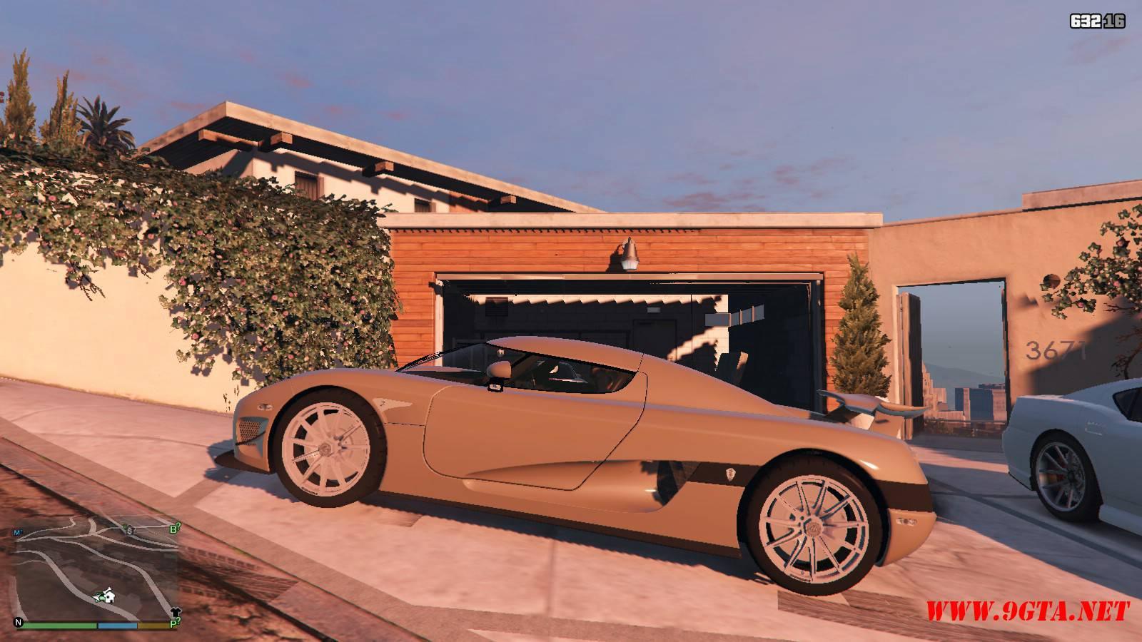 2009 Koenigsegg CCXR GTA5 Mods (2)