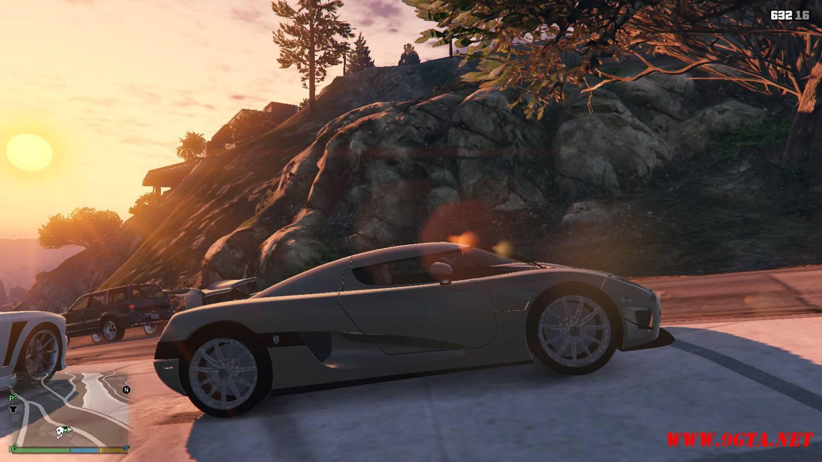 2009 Koenigsegg CCXR GTA5 Mods (6)