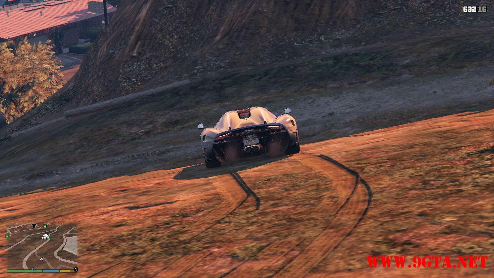 2016 Koenigsegg Regera GTA5 Mods (18)