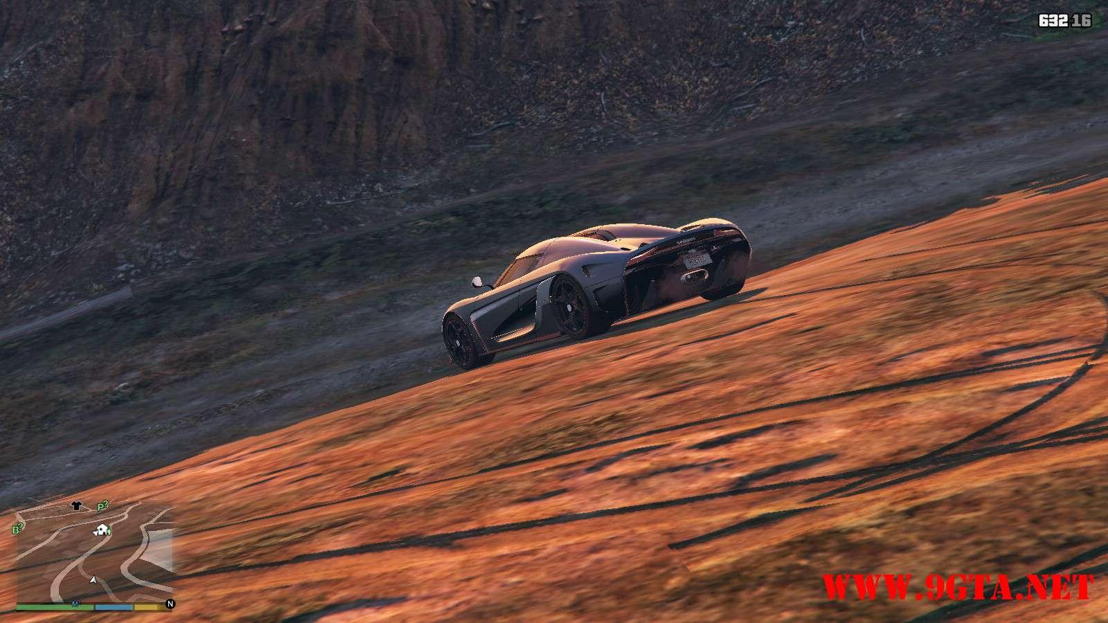 2016 Koenigsegg Regera GTA5 Mods (20)