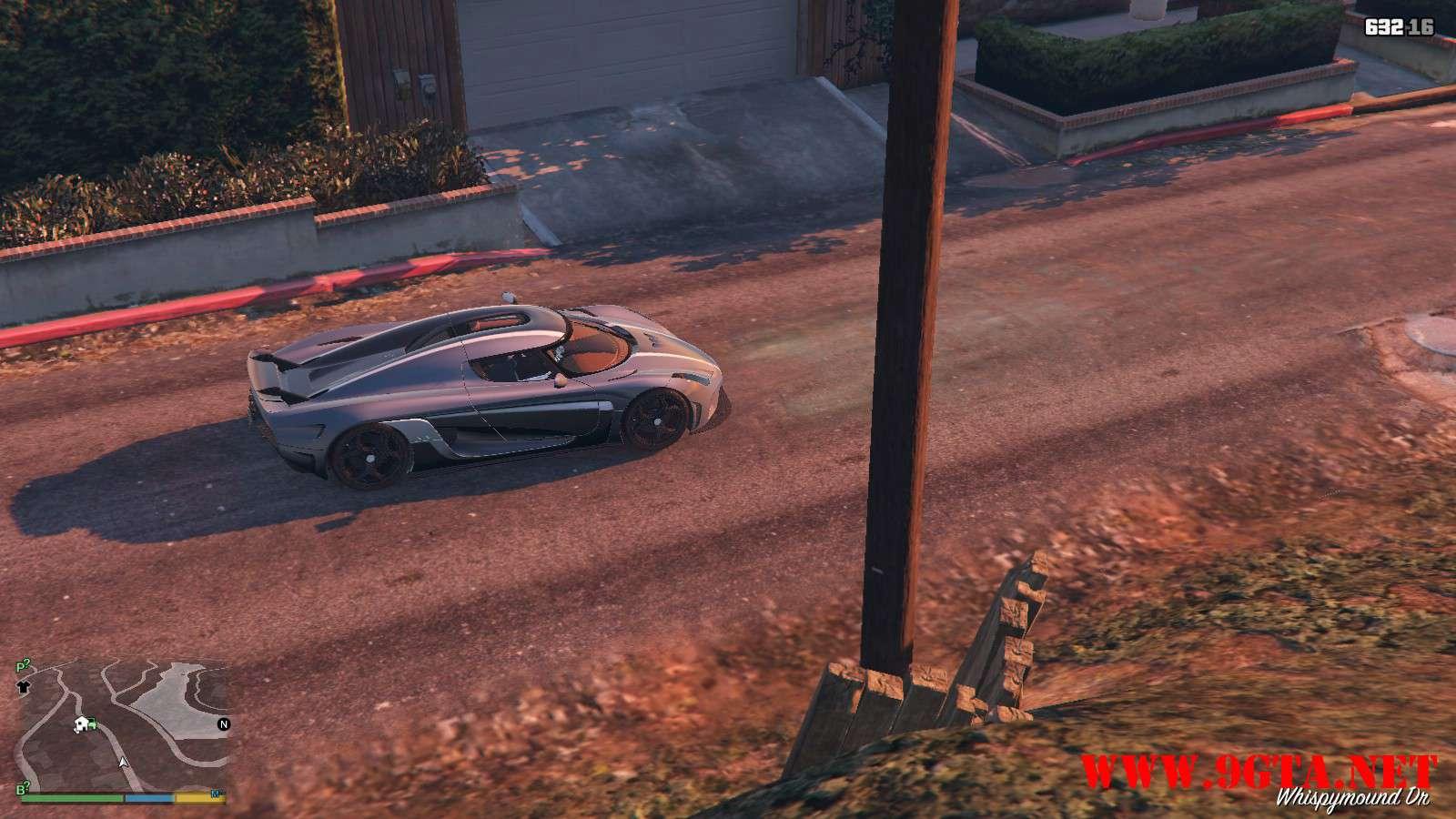 2016 Koenigsegg Regera GTA5 Mods (22)