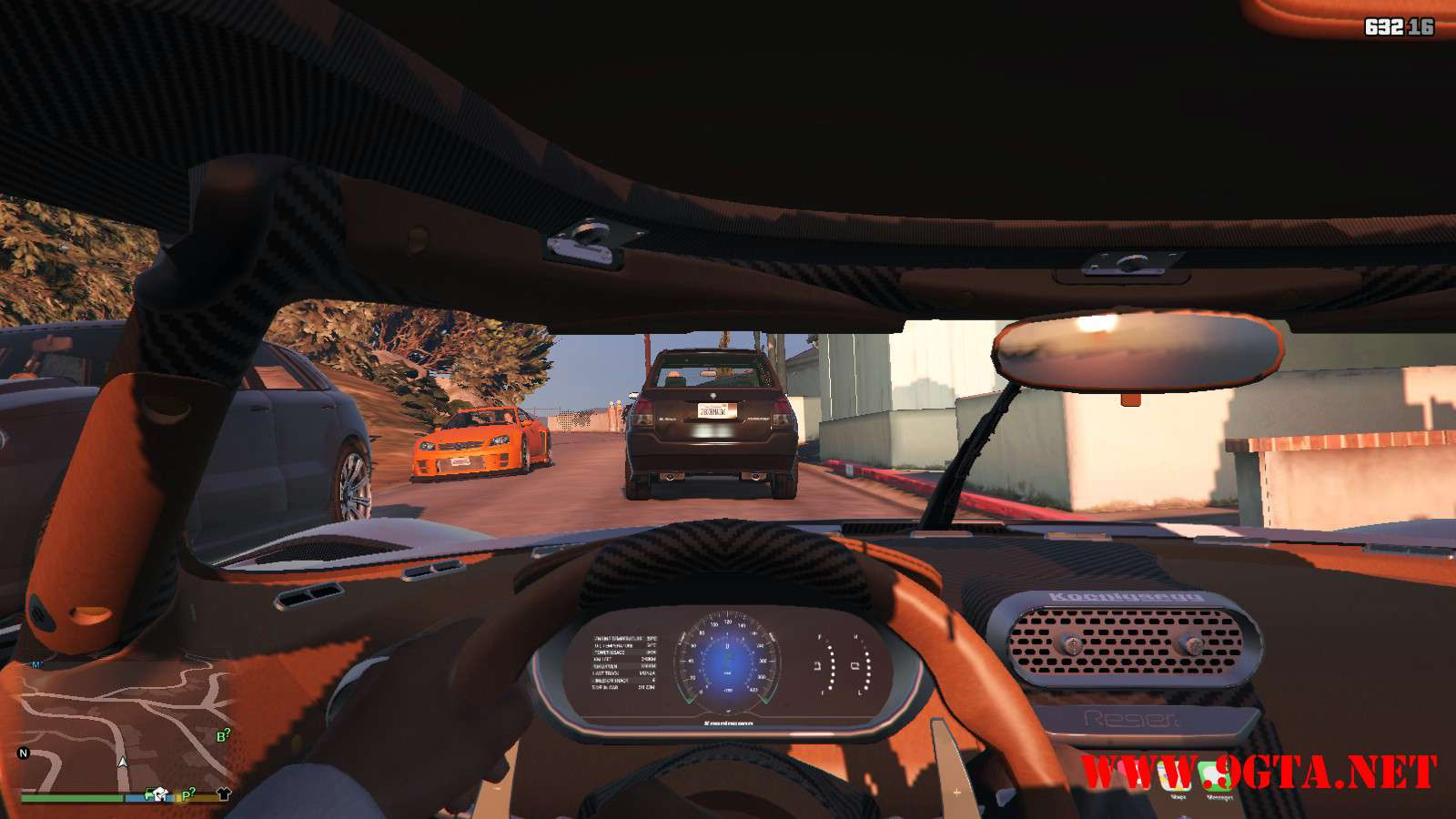 2016 Koenigsegg Regera GTA5 Mods (9)