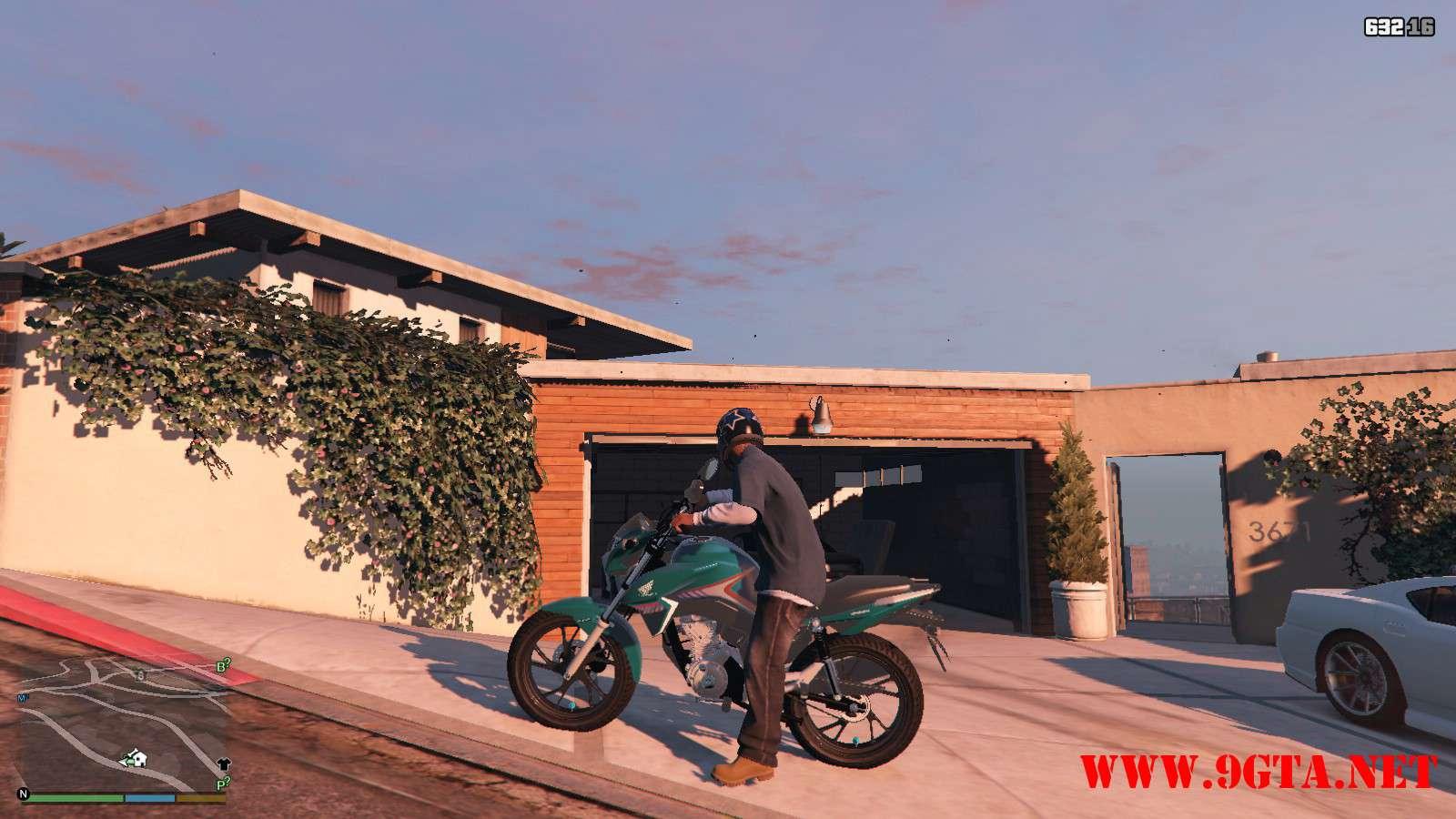 2016 Titan 160 Motocycle GTA5 Mods (2)