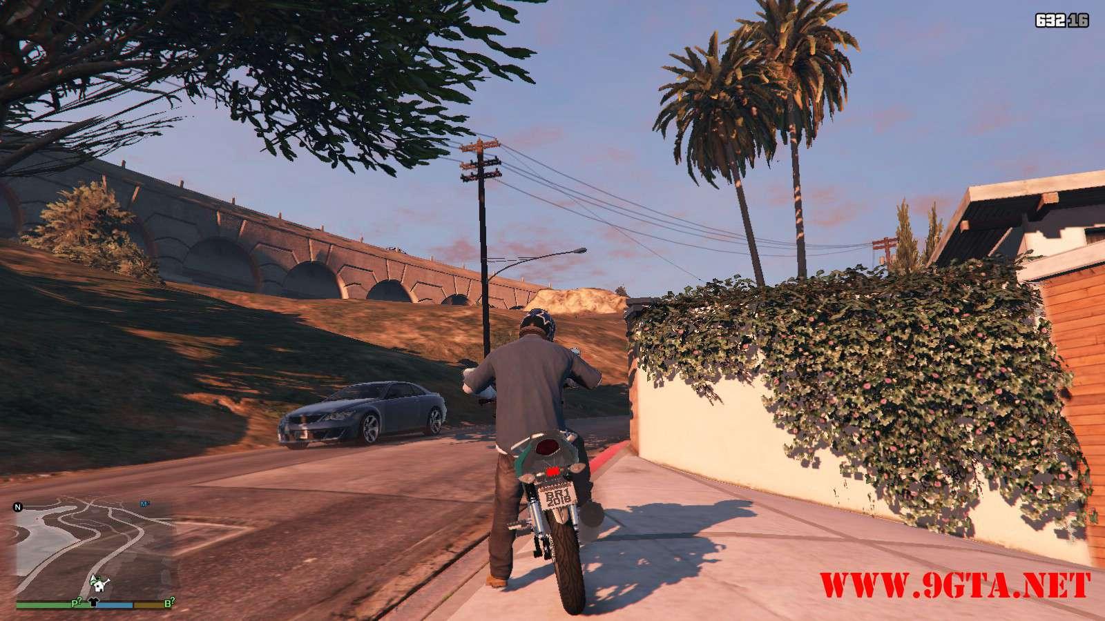 2016 Titan 160 Motocycle GTA5 Mods (3)