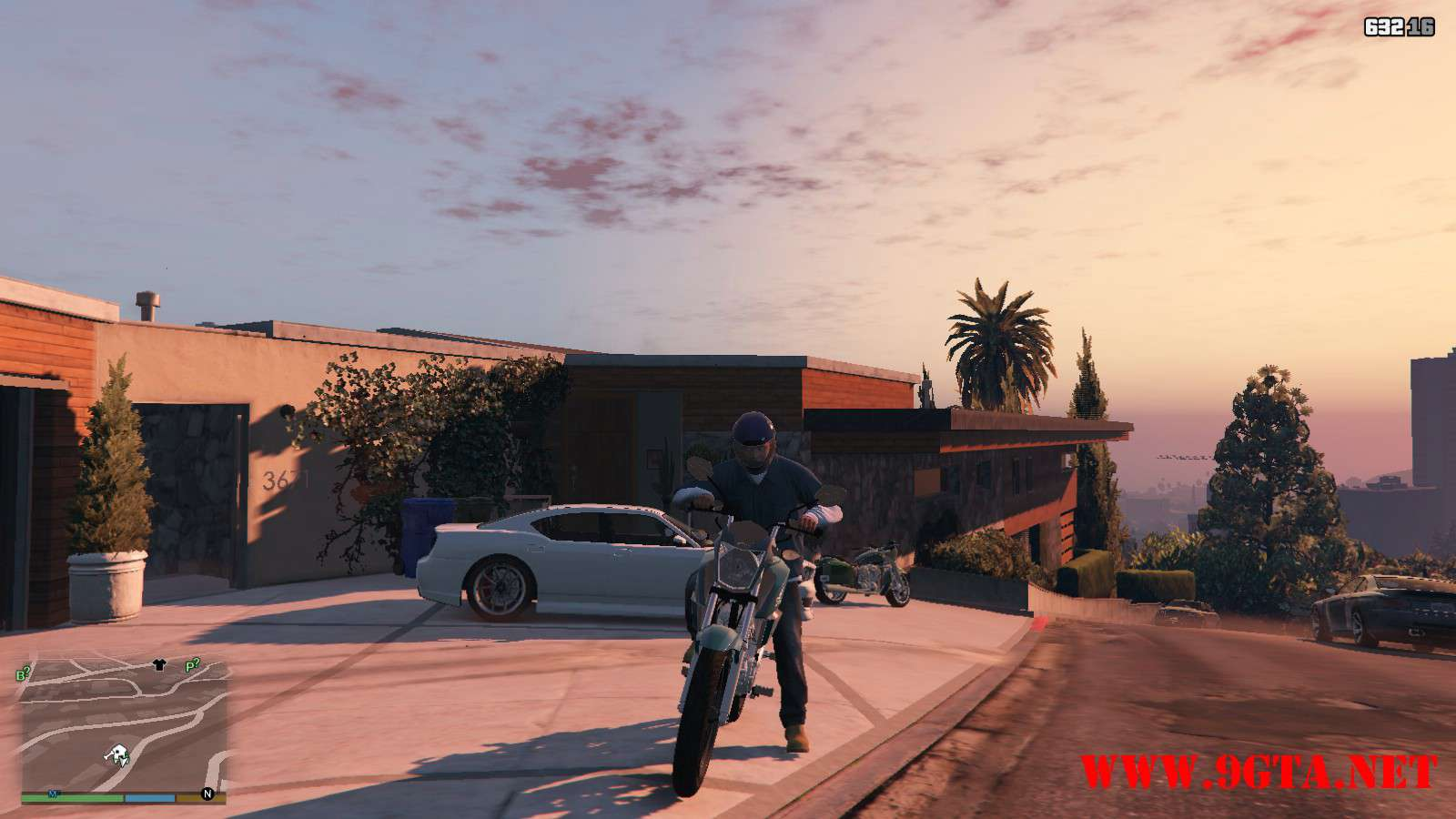 2016 Titan 160 Motocycle GTA5 Mods (5)