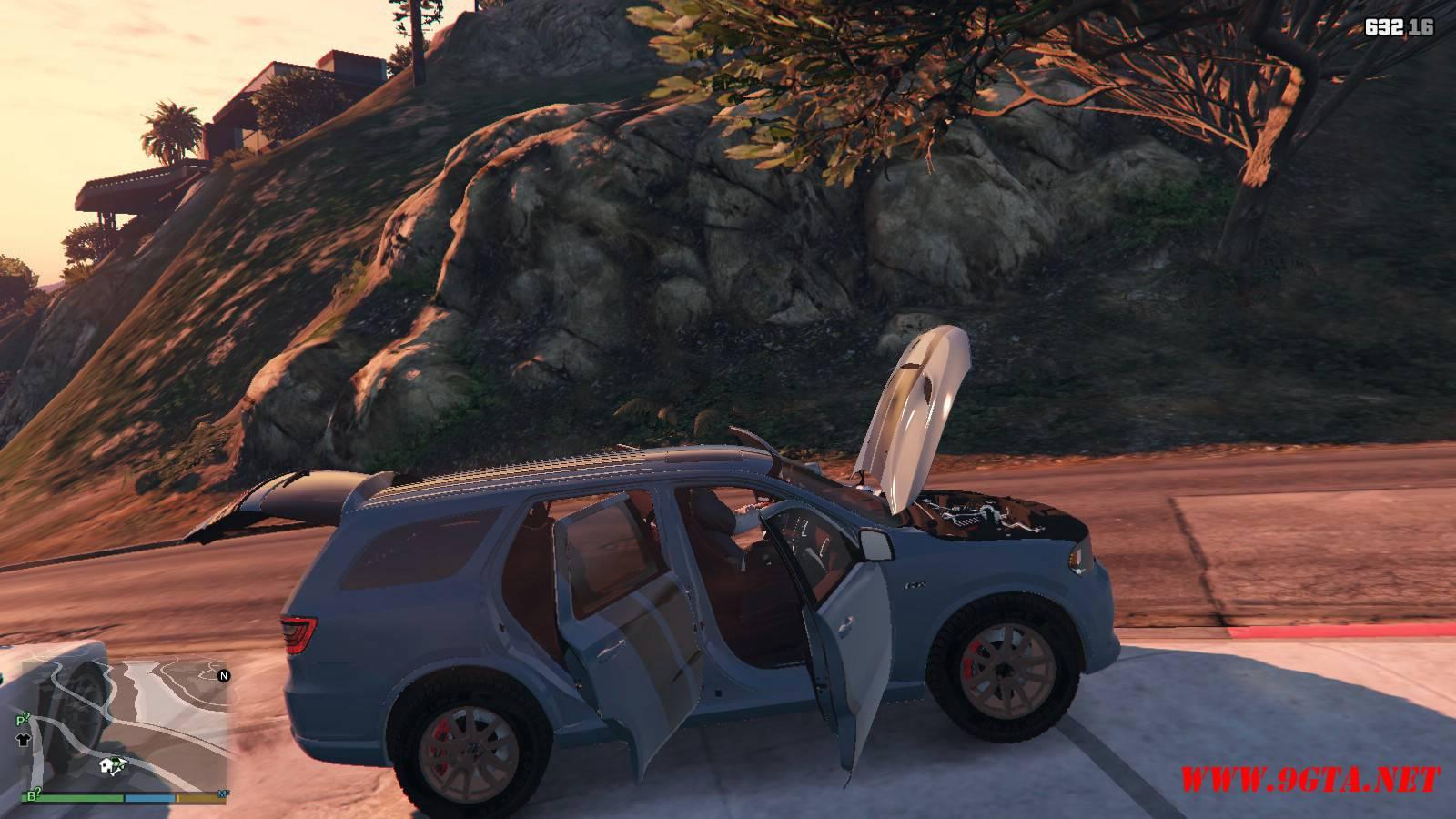 2018 Dodge Durango SRT v1.9.1 GTA5 Mods (14)