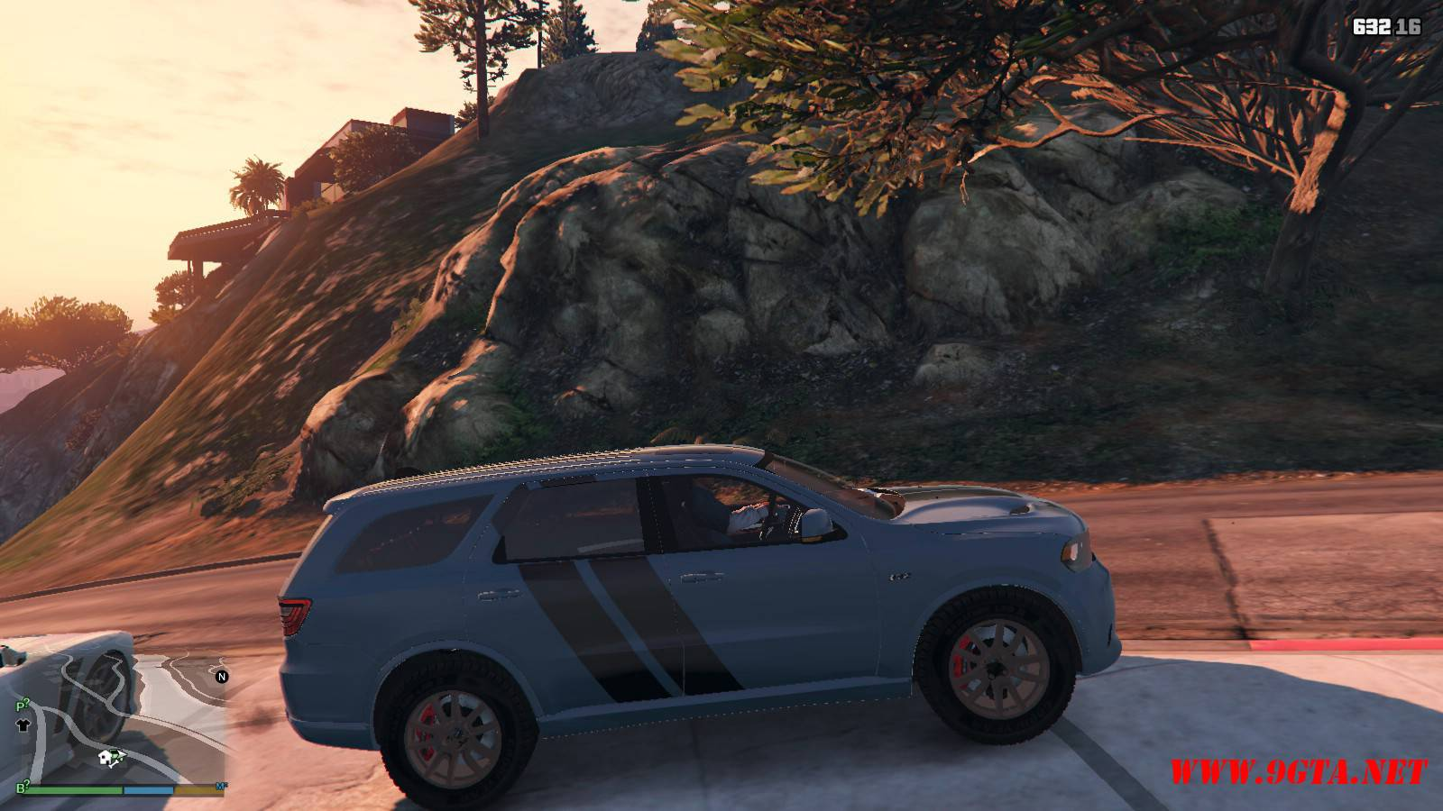 2018 Dodge Durango SRT v1.9.1 GTA5 Mods (4)
