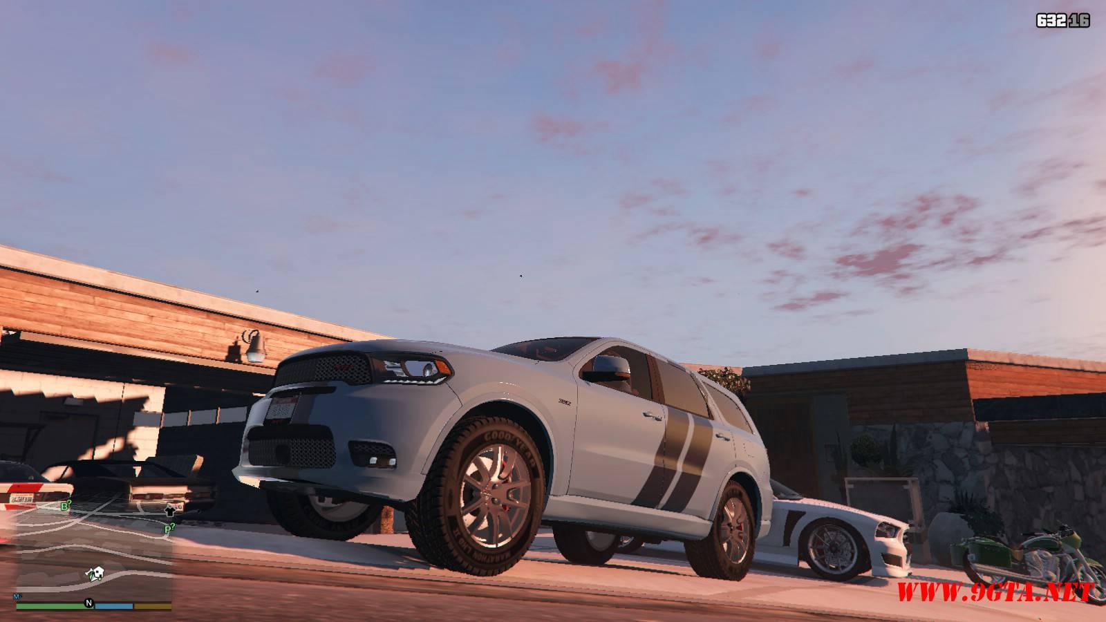 2018 Dodge Durango SRT v1.9.1 GTA5 Mods (7)